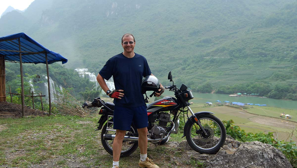 Offroad Vietnam Motorbike Adventures - Mr. Kenneth Davis' Reviews Of North-East Vietnam Motorbike Tour (U.S.A.), Northeast Vietnam motorcycle tours reviews