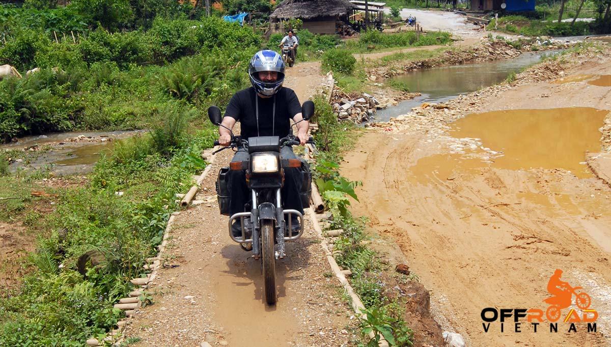 Offroad Vietnam Motorbike Adventures - Mr. Kevin Crofts' Reviews Of North-East Vietnam Motorbike Tour (Australia), Northeast Vietnam dirt bike tours reviews