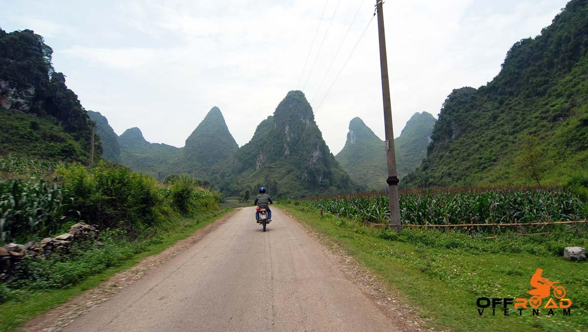 Offroad Vietnam Motorbike Adventures - Mr. Lauric Barbier's Reviews Of North-East Vietnam Motorcycle Tour (Switzerland), North-east Vietnam motorcycle tours reviews