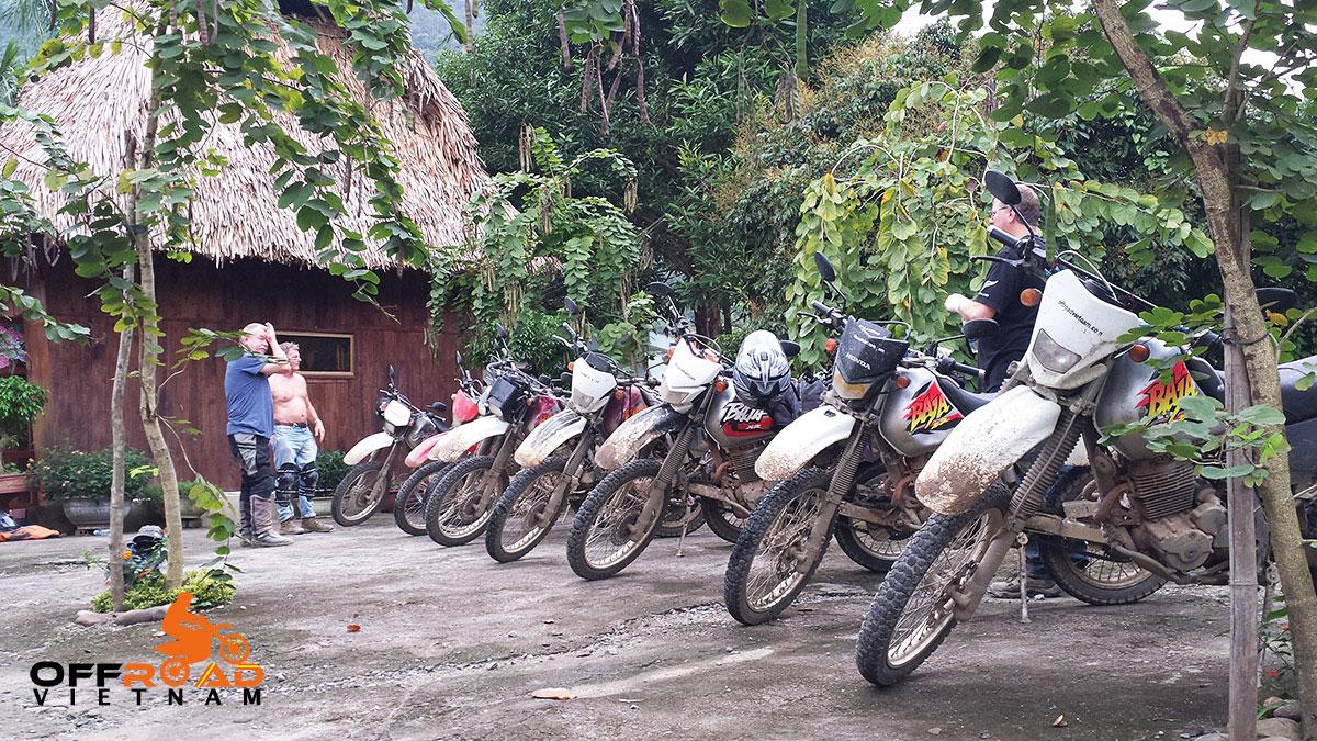 Offroad Vietnam Motorbike Adventures - Matty's Reviews From Australia Of North-East Vietnam Motorbike Tour, Northeast Vietnam motorbike tour reviews.