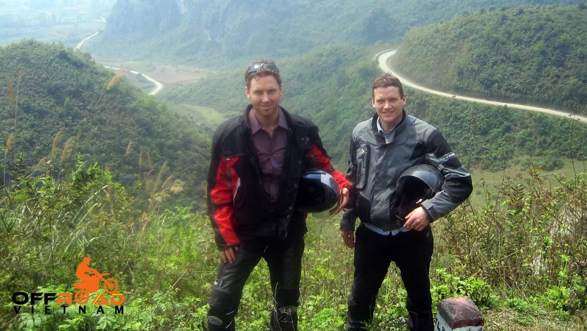 Offroad Vietnam Motorbike Adventures - Mr. Michael & Dave Climie's Reviews Of North-East Vietnam Motorbike Tour (Canada), Northeast Vietnam motorcycle tours reviews