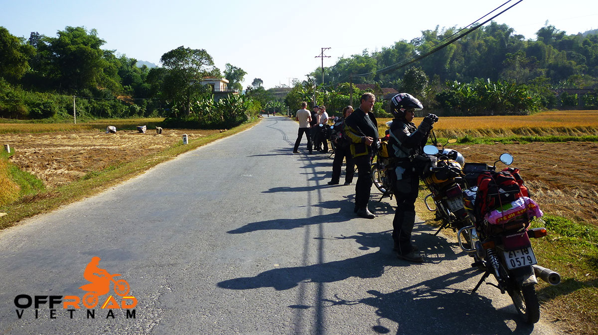 Offroad Vietnam Motorbike Adventures - Mr. Mike Driggers' Reviews (U.S.A.), Reviews Of North-East Vietnam & Halong Bay Motorcycle Tour