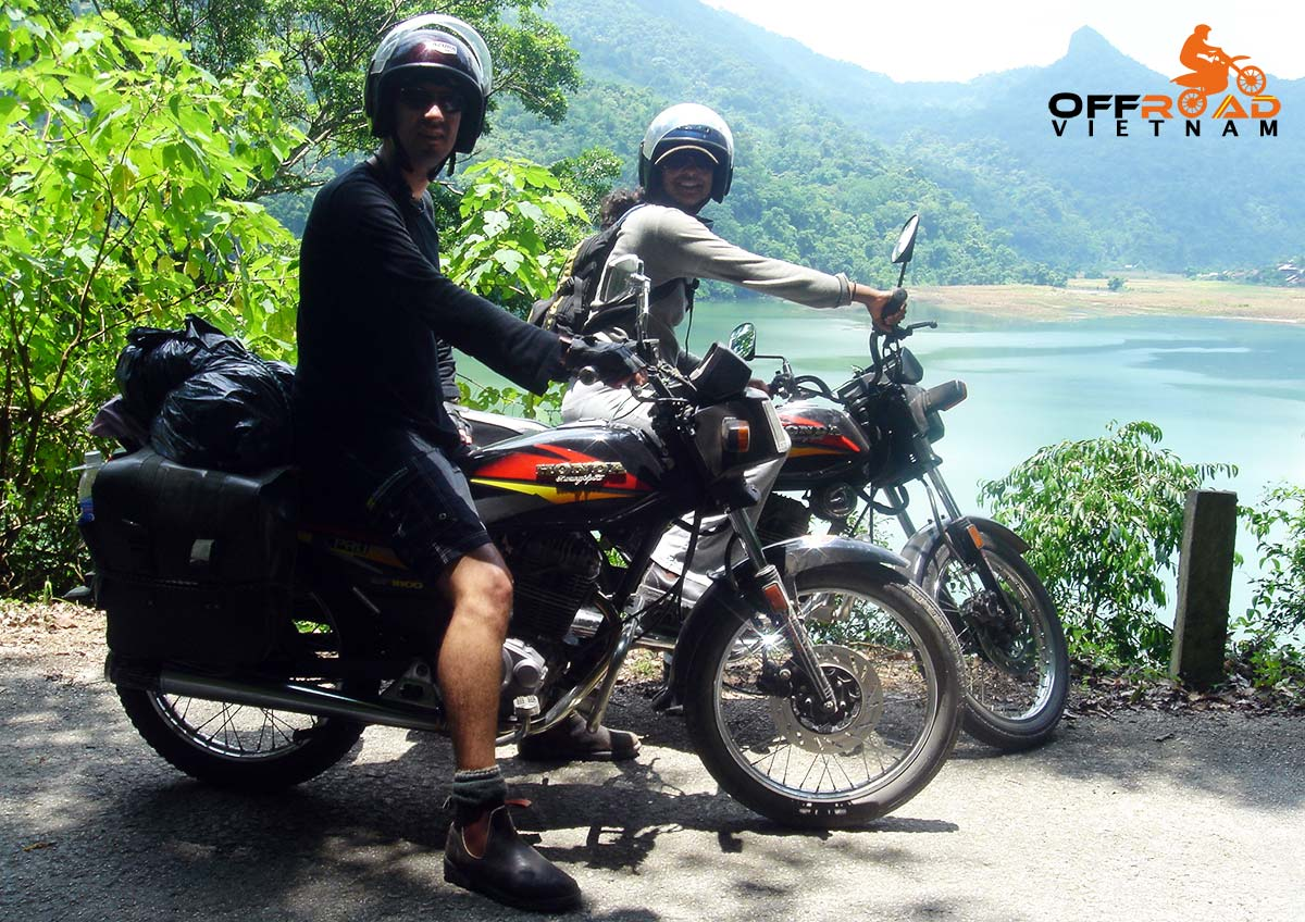Offroad Vietnam Motorbike Adventures - Paul Whiteaker & Germaine Franse's Reviews Of North-East Vietnam Motorbike Tour (Australia), Northeast Vietnam motorcycle tours reviews