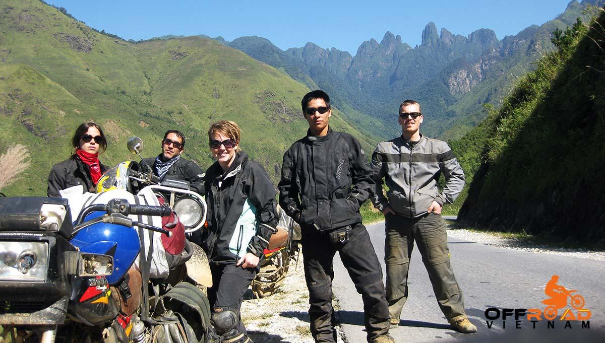 Offroad Vietnam Motorbike Adventures - Ms. Anatasia Sartan's Reviews (U.S.A.), Northwest Vietnam motorcycle tours reviews