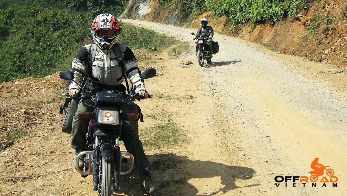 Offroad Vietnam Motorbike Adventures - Ms. Camilla Gruschka's Reviews (Switzerland), Northwest Vietnam motorbike tours reviews