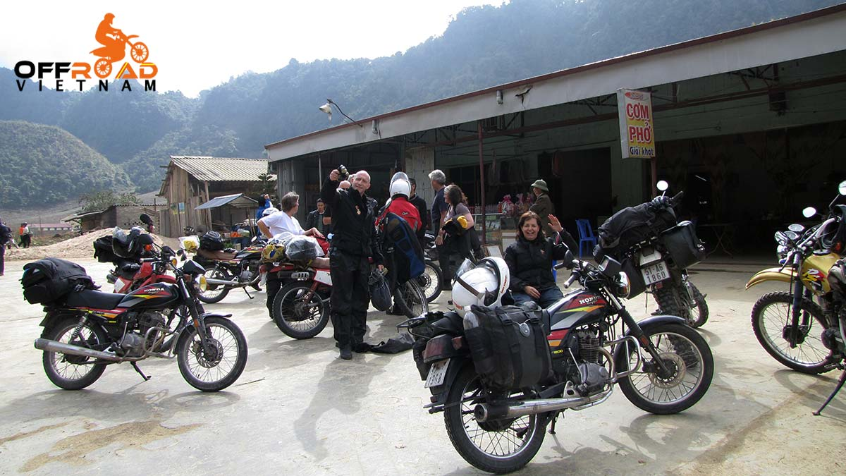 Offroad Vietnam Motorbike Adventures - Mr. Damien Kingsbury's Reviews Of North-West Vietnam Motorcycle Tour (Australia), Northwest Vietnam motorcycle tours reviews