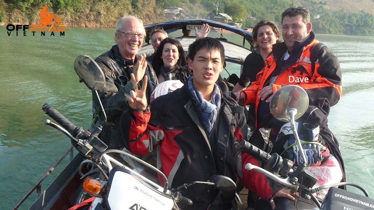 Offroad Vietnam Motorbike Adventures - Mr. Dave Strydom's Reviews (U.S.A.), Northwest Vietnam motorcycle tours reviews