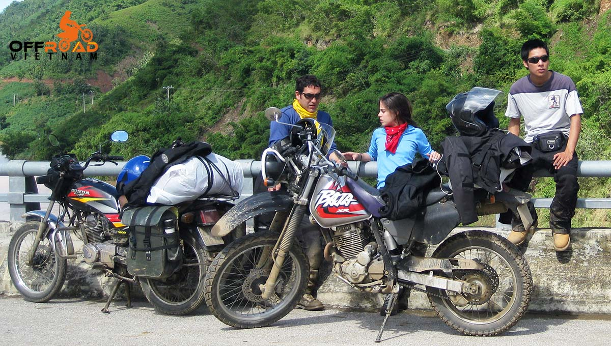 Offroad Vietnam Motorbike Adventures - Mr. David Crafa's Reviews (U.S.A.), Northwest Vietnam motorcycle tours reviews