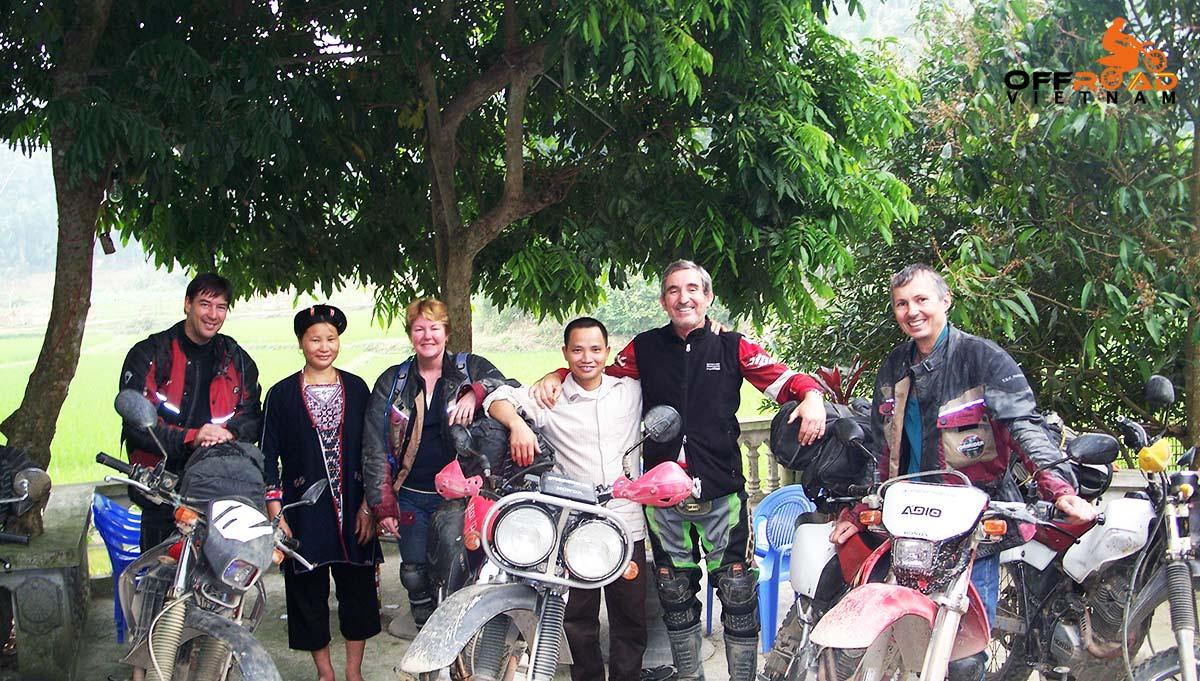 Offroad Vietnam Motorbike Adventures - Mr. Ian Argo's Reviews (Australia), Northwest Vietnam motorcycle tours reviews