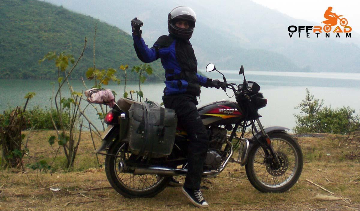 Offroad Vietnam Motorbike Adventures - Mr. Jean Philippe Bruneau's Reviews (France), Northwest Vietnam motorbike tours reviews
