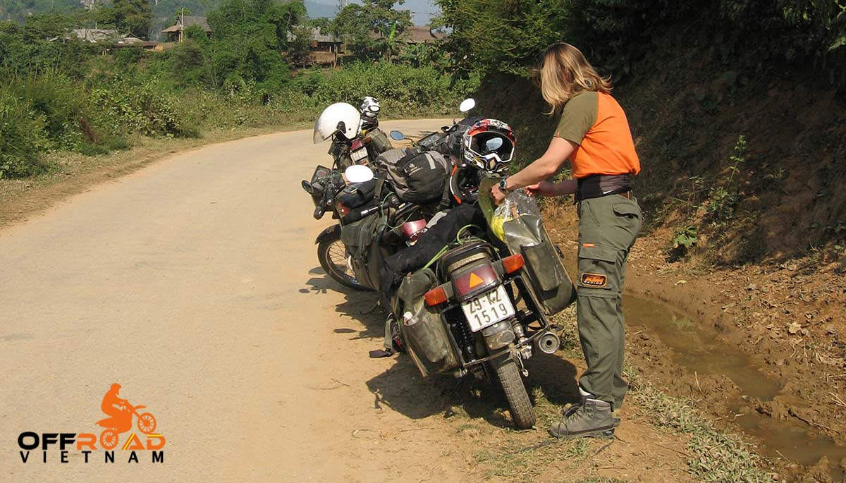 Offroad Vietnam Motorbike Adventures - Ms. Laura Crothers' Reviews (England)