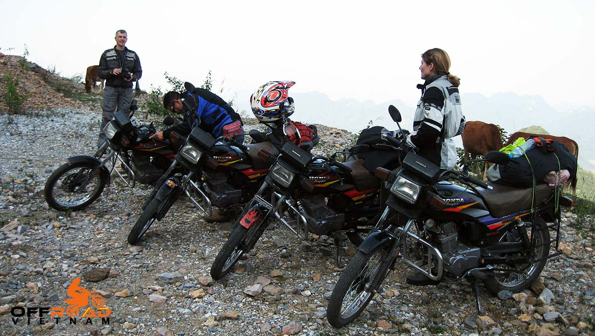Offroad Vietnam Motorbike Adventures - Mr. Peter Schulz's Reviews (Switzerland), Northwest Vietnam motorbike tours reviews