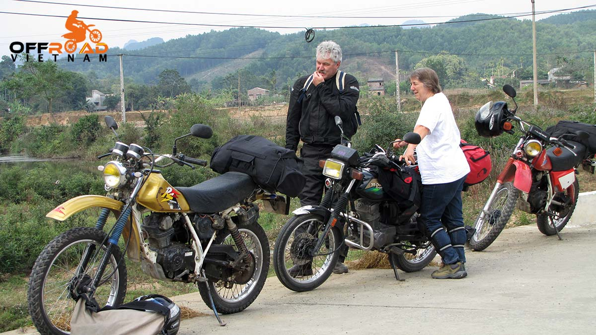 Offroad Vietnam Motorbike Adventures - Mr. Stuart Roff's Reviews (Australia), Northwest Vietnam motorcycle tours reviews
