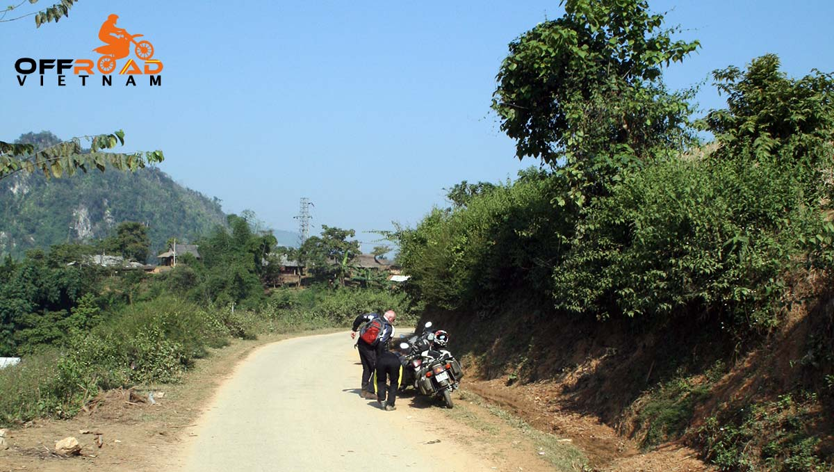 Offroad Vietnam Motorbike Adventures - The Haines' Reviews Of North-West Vietnam Motorcycle Tour (New Zealand), Northwest Vietnam motorcycle tours reviews