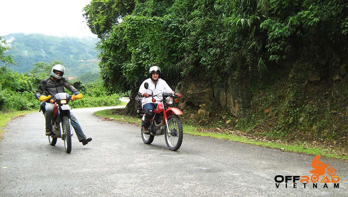 Offroad Vietnam Motorbike Adventures - Mr. Thomas Bushell's Reviews (England), Northwest Vietnam motorbike tours reviews