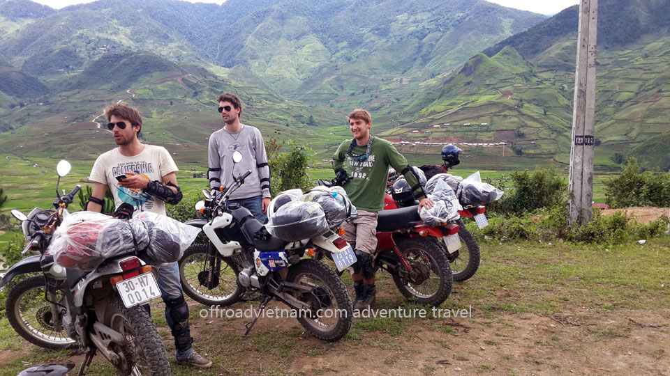 Offroad Vietnam Motorbike Adventures - Happy Central North 7 Days Motorbiking, Roof Roads Vietnam Motorbike Tours In 7 Days