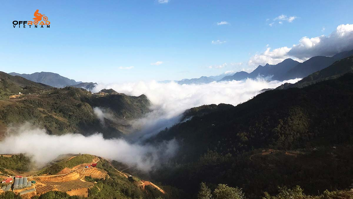 Offroad Vietnam Motorbike Adventures - Northeast & Halong Bay 10 days by bike via Higway 4.