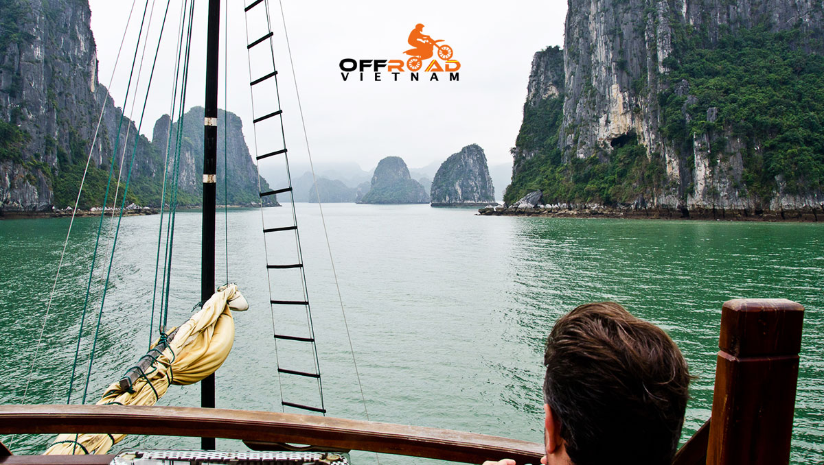 Offroad Vietnam Motorbike Adventures - Northeast & Halong Bay 10 days by bike with Halong Bay cruise.