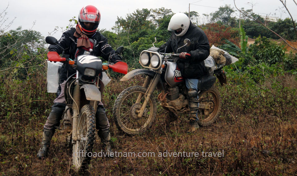 Offroad Vietnam Motorbike Adventures - Warm Northeast In 7 Days Motorbike Tour Including Ban Gioc Waterfalls