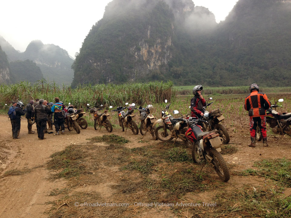Offroad Vietnam Motorbike Adventures - Standard Northeast In 6 Days Motorbiking, Good Pace