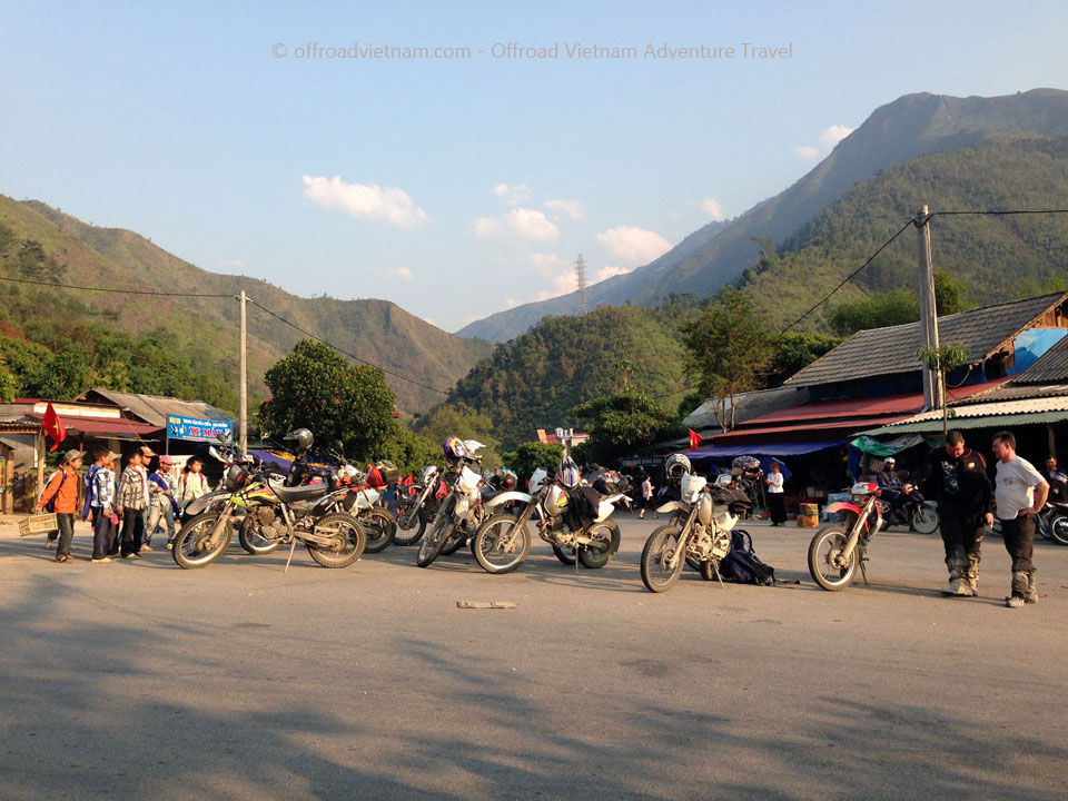 Offroad Vietnam Motorbike Adventures - Exceptional North 9 Days Motorbike Tour. Home Staying