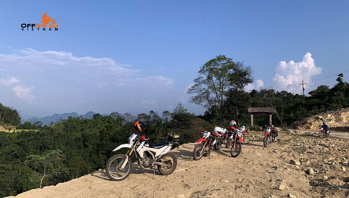 Offroad Vietnam Motorbike Adventures - Northwest Vietnam 9-day motorbike tour near Sapa.