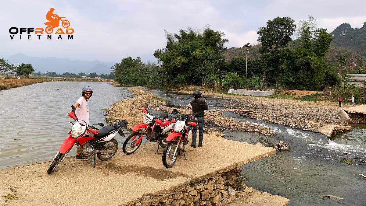 Offroad Vietnam Motorbike Adventures - Northwest Vietnam 9-day motorbike tour via Phu Yen. Motorbike tour Phu Yen.