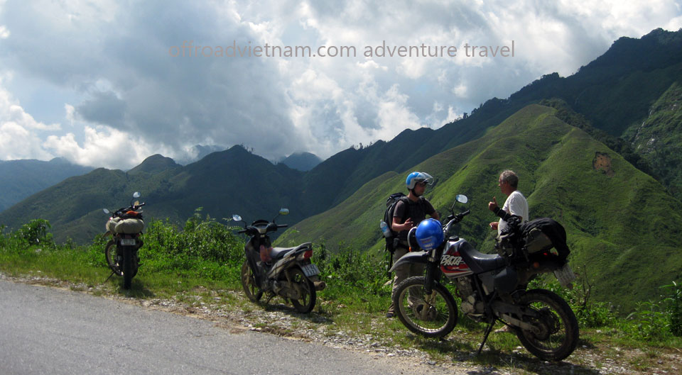 Offroad Vietnam Motorbike Adventures - Northwest & Northeast 10 Days Vietnam Motorbike Tour