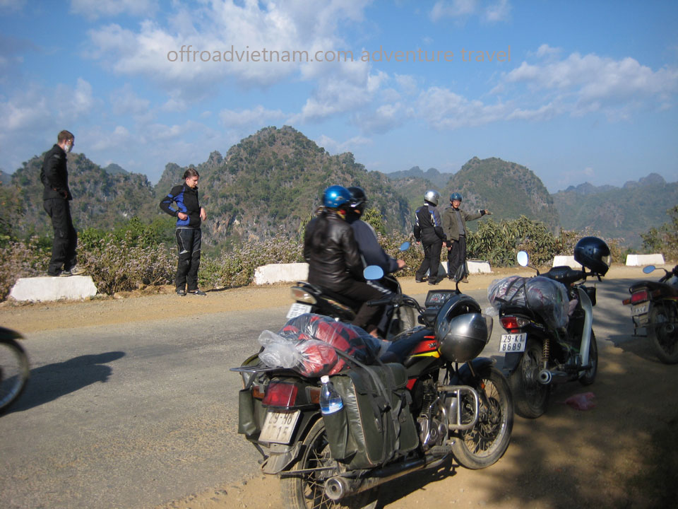 Offroad Vietnam Motorbike Adventures - Best 5 Days Roof Roads Motorbiking. Best 5 Days Roof Roads Motorbike Riding Adventure In Vietnam Via Sapa