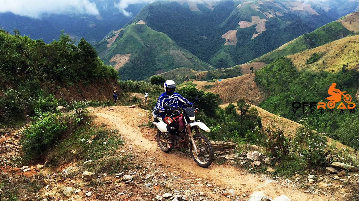 Offroad Vietnam Motorbike Adventures - Organised Or Independent? A ride report.