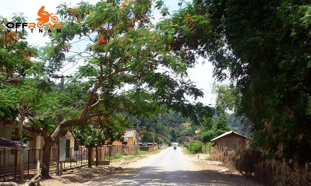 Offroad Vietnam Motorbike Adventures - Dak Lak Province, Central Highlands