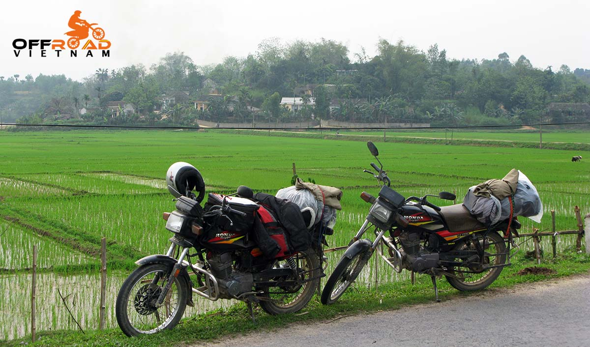 Offroad Vietnam Motorbike Adventures - Ha Tinh Province, North Central Coast