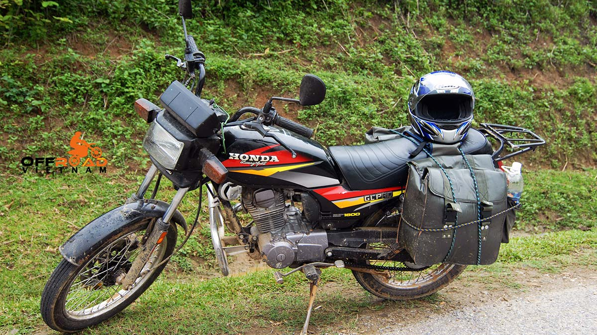 Offroad Vietnam Motorbike Adventures - Honda GL Pro 1600 Spare Parts Prices. Motorcycle spare parts of Honda GL Pro 1600 160cc applied for Offroad Vietnam touring motorcycles
