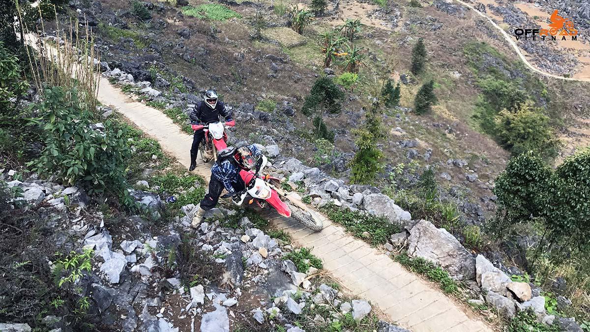 Offroad Vietnam Motorbike Adventures - Self-Guided Motorbike Tours Of Vietnam in lesser-known areas
