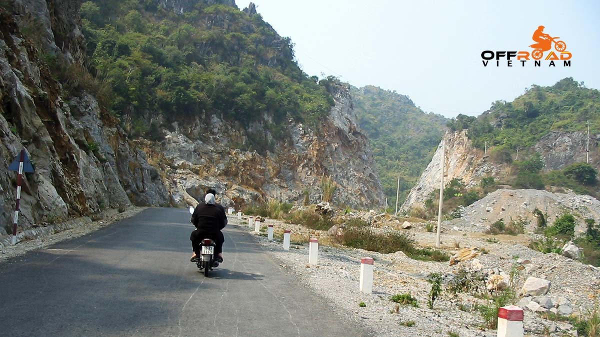 Offroad Vietnam Motorbike Adventures - Fantastic Halong Bay In 3 Days By Bike. Cat Ba Motorbike Tours In 3 Days