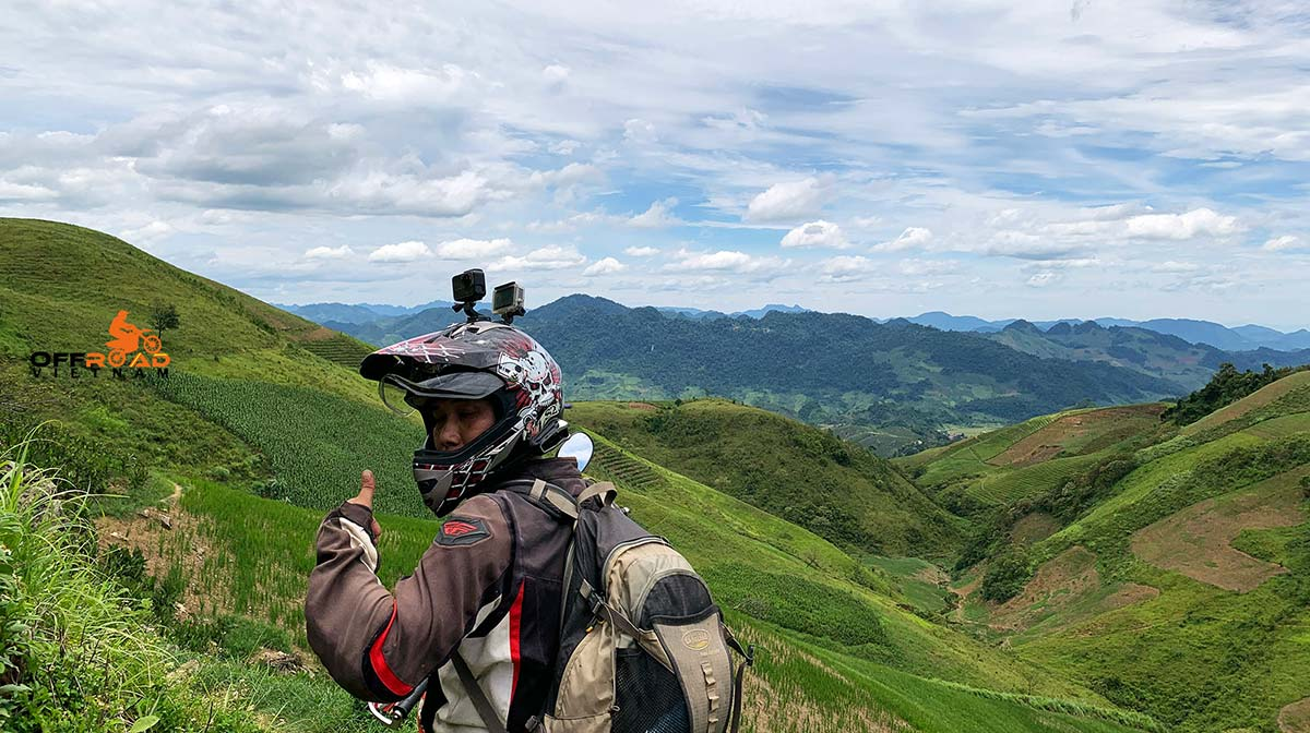 Media Featuring Offroad Vietnam Motorbike Tours, videos from Go Pro are the best to tell