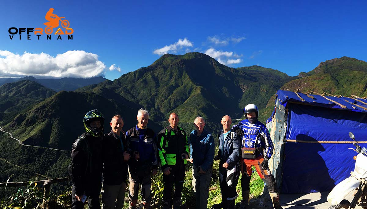 Offroad Vietnam Motorbike Adventures - North West In 10 Days Motorbike Tour via Sapa.
