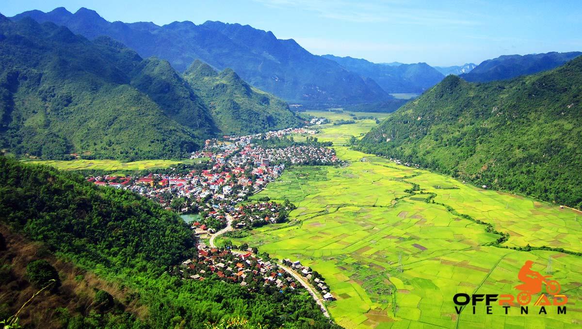 Offroad Vietnam Motorbike Adventures - Northwest & Northeast Vietnam Motorbiking In 11 Days to Mai Chau.