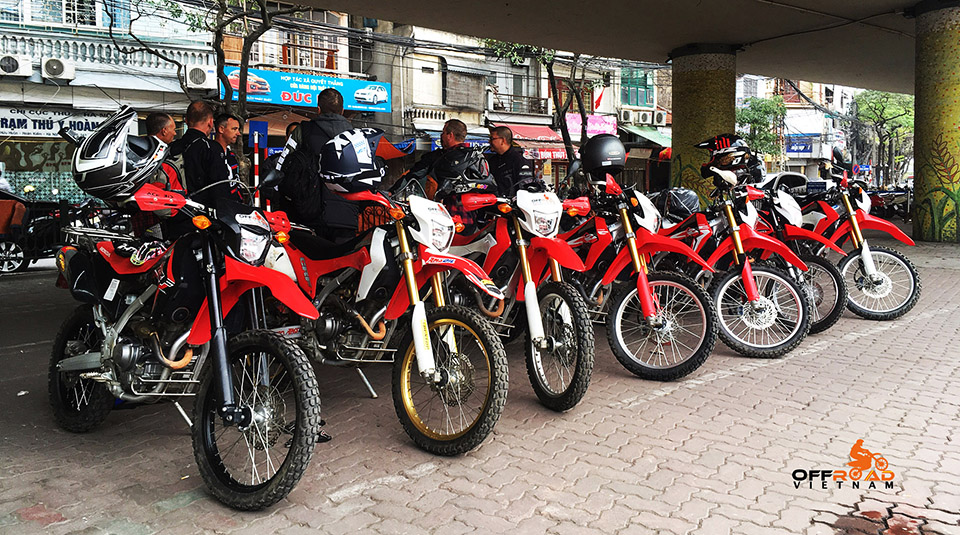 Tour Packages by motorbike offered by Offroad Vietnam in or from Hanoi