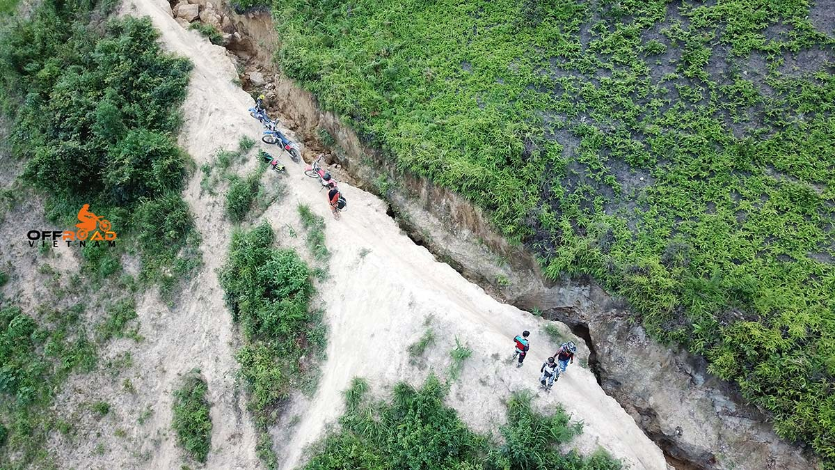 Offroad Vietnam Motorbike Adventures - Fantastic 7 days Northwest motorbike tour via Son La.