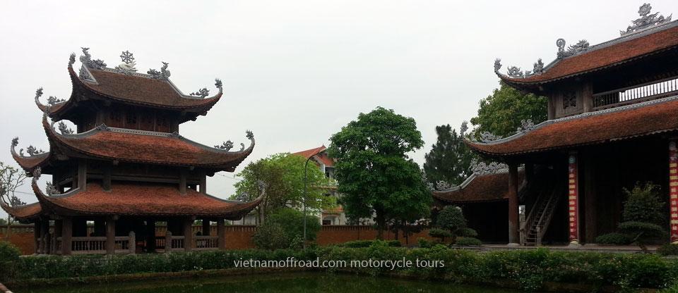 Offroad Vietnam Motorbike Adventures - Red River Delta & Halong 6 Days Motorbike Tour Of Vietnam