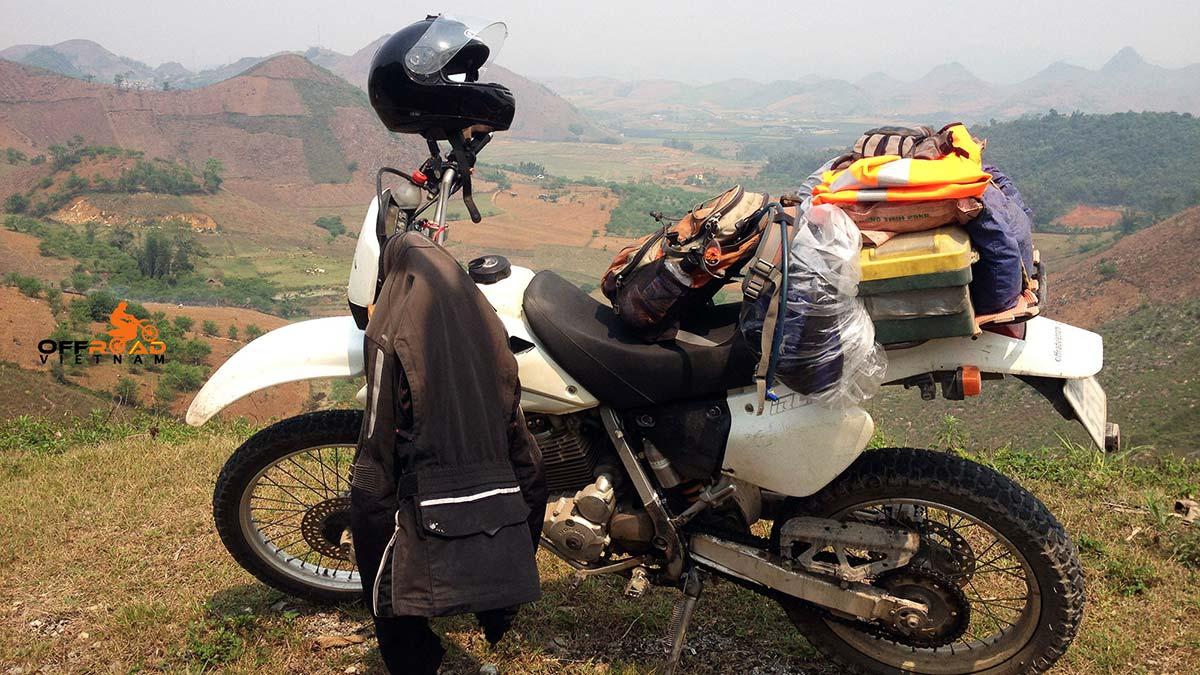 Offroad Vietnam Motorbike Adventures - What to bring on Vietnam motorbike tours