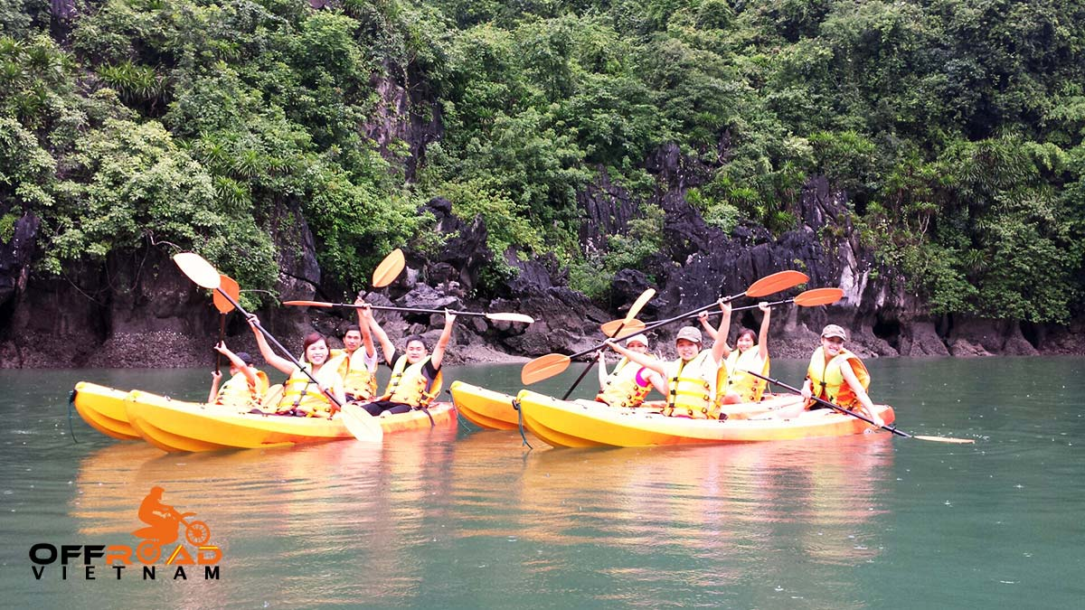 Reviews of Cruise Kayak for Offroad Vietnam by customers