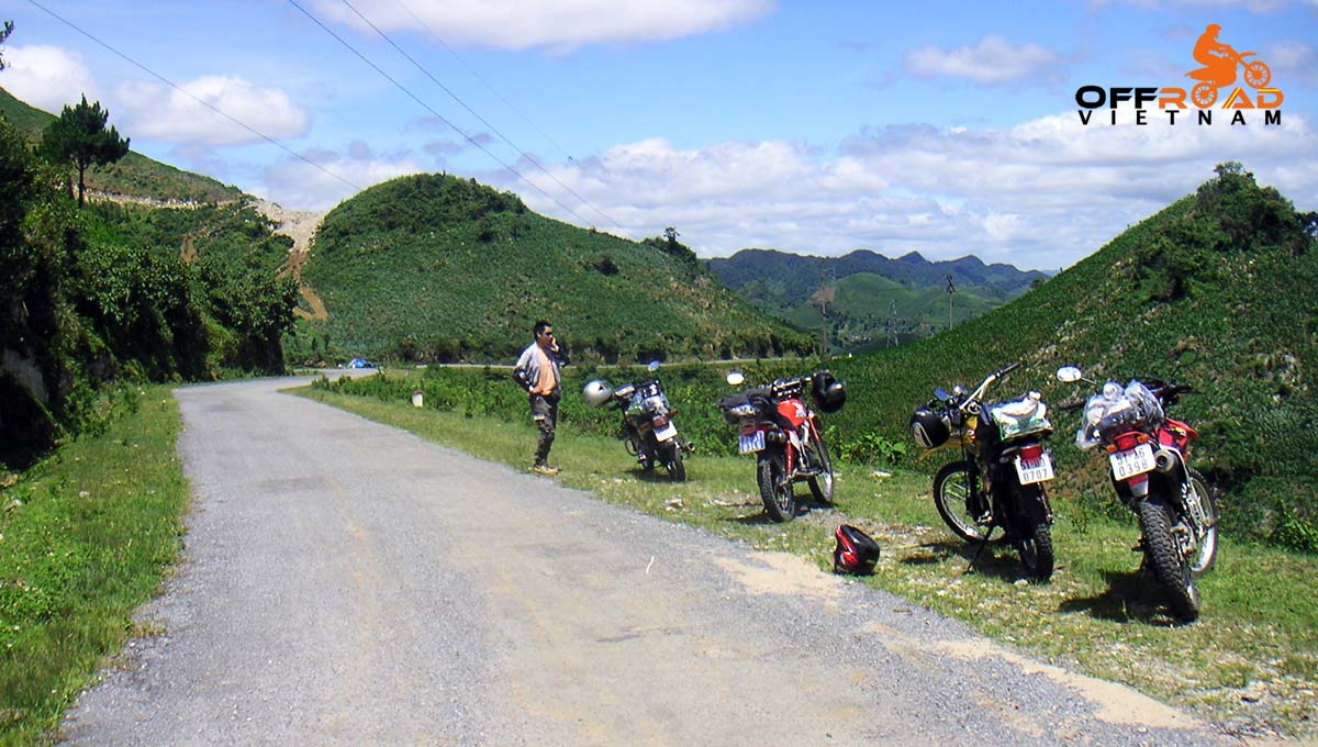 Offroad Vietnam Motorbike Adventures - Sapa motorbike tours 3 days from Hanoi.