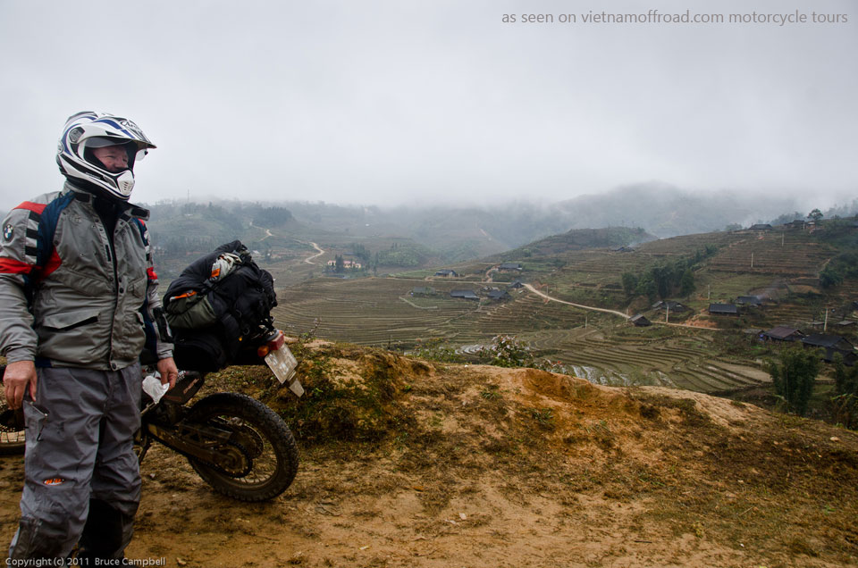 Offroad Vietnam Motorbike Adventures - Very Challenging Northwest 4 Days Motorbiking