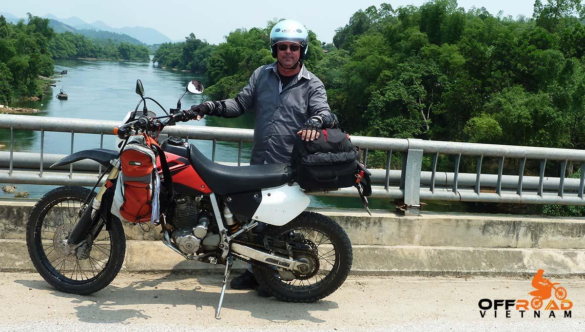 Offroad Vietnam Motorbike Adventures - Mr. Brad Whittaker's Reviews (Australia), Short Vietnam motorbike tour reviews in and around Hanoi