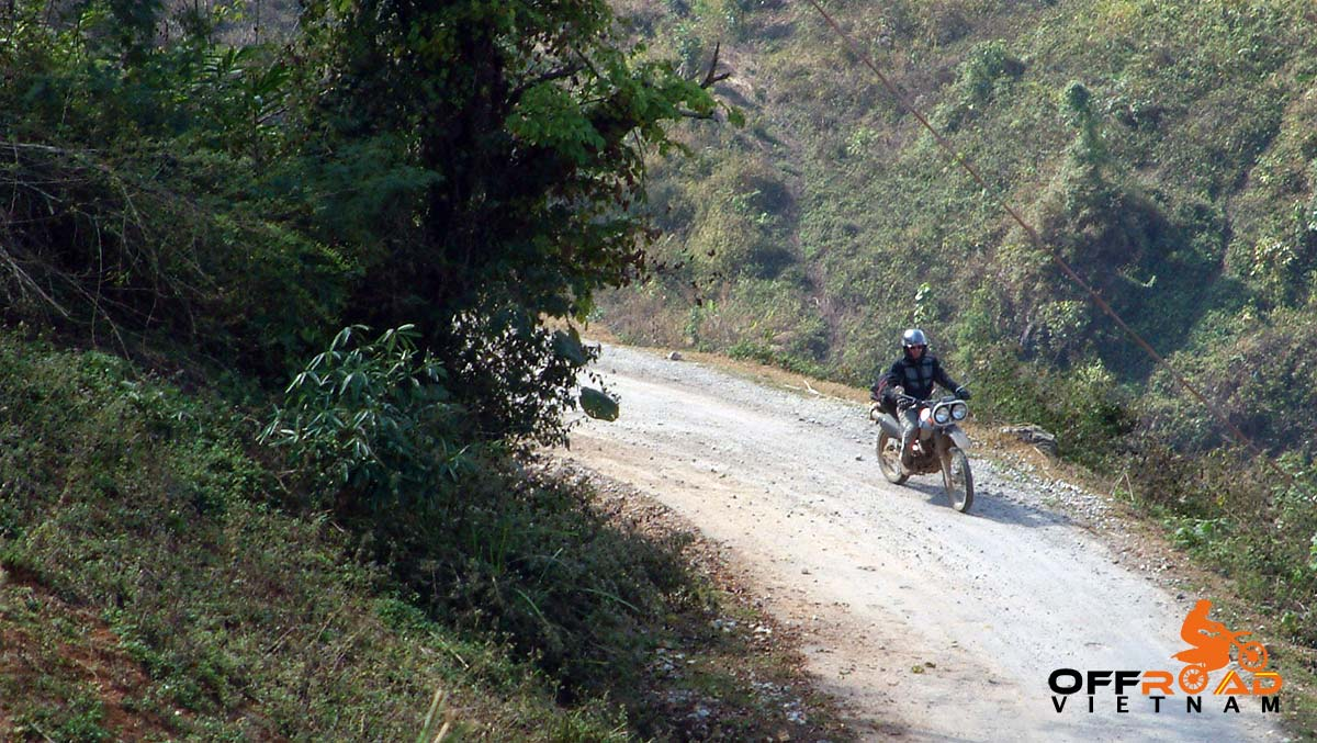 Offroad Vietnam Motorbike Adventures - Mr. Peter Young's Reviews of one day motorbike tour