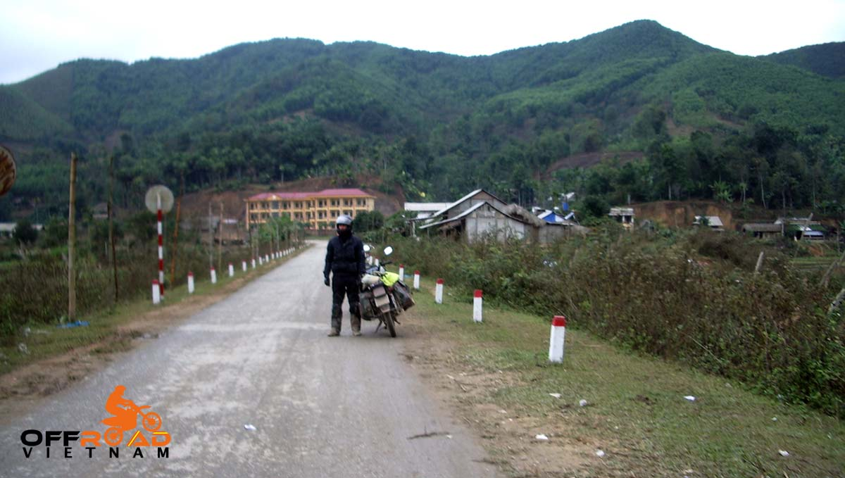Offroad Vietnam Motorbike Adventures - Mr. Wouters Jelle's Reviews of two days motorbike tours from Hanoi.