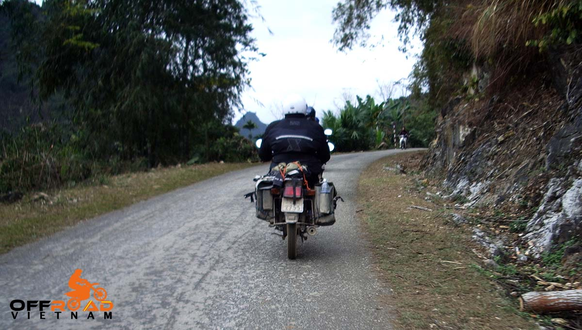 Offroad Vietnam Motorbike Adventures - Mr. Wouters Marc's Reviews of two days motorbike tour from Hanoi.