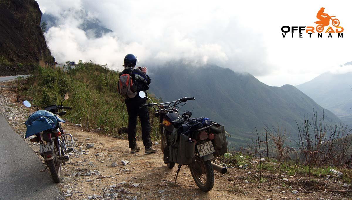 Offroad Vietnam Motorbike Adventures - Standard NorthCentre 7 days motorbiking via Sapa.
